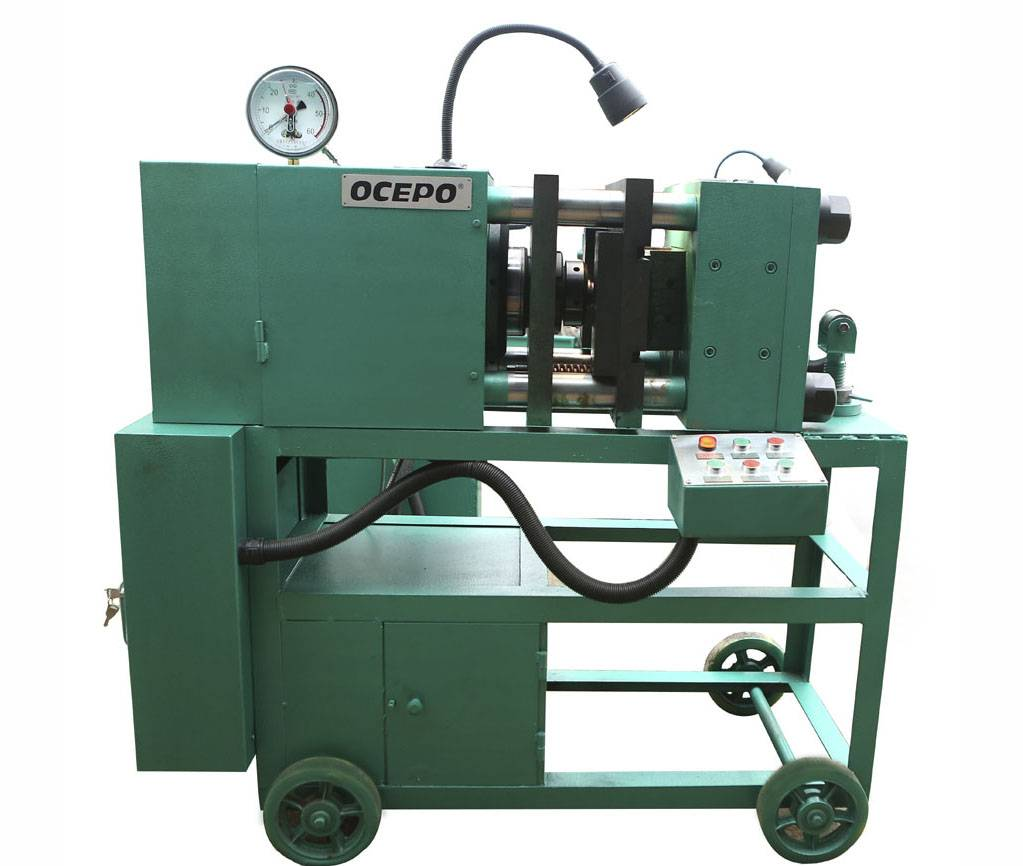GD-150 Full-automatic Rebar End Upset Forging Machine