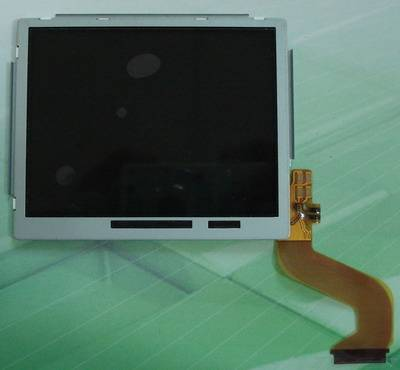 video game lcd screen of NDSI/NDS Lite