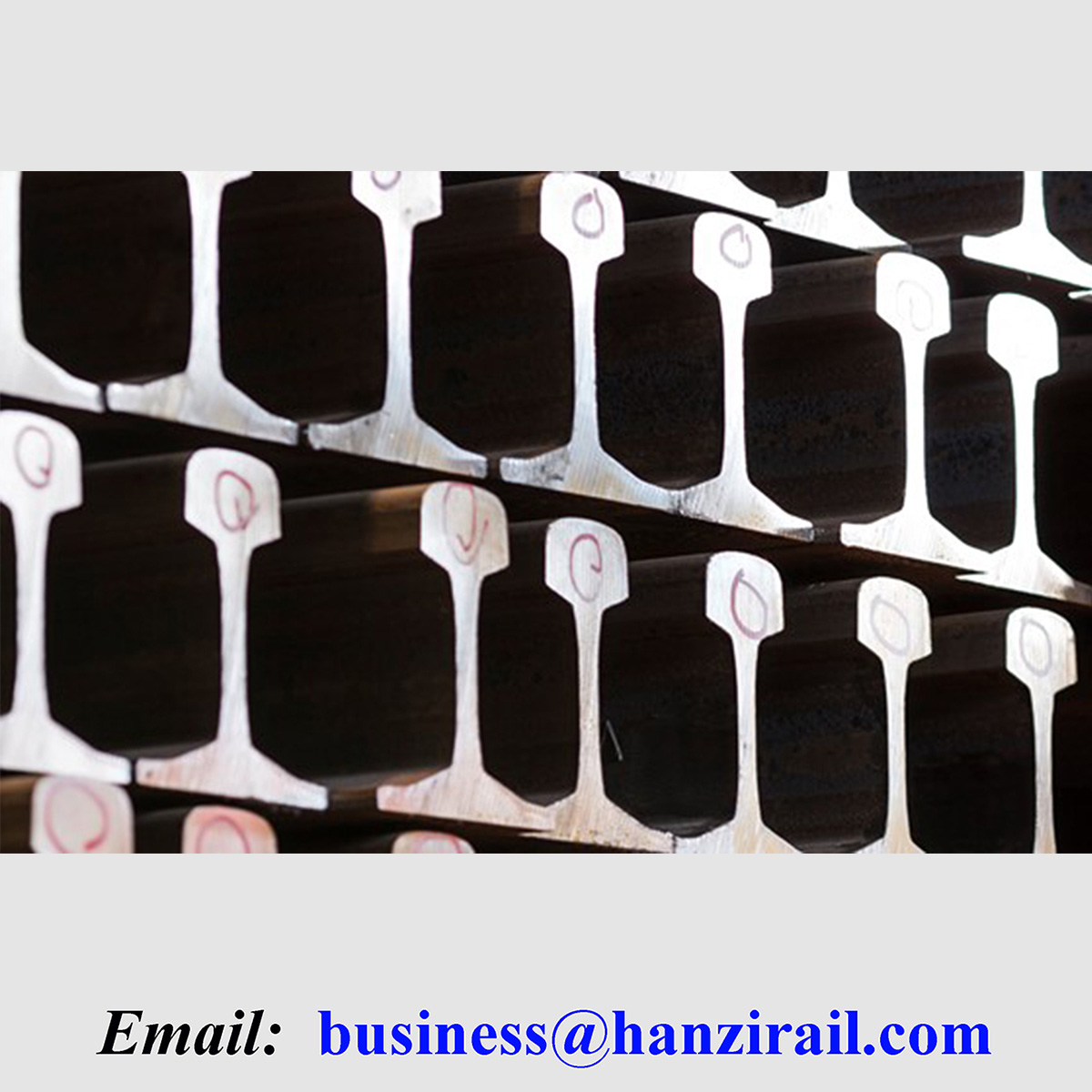 60E1 Steel Rail Manufacturer