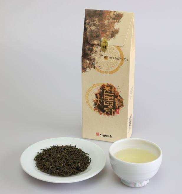 Chunbo Myung Tea - Woo Jeon