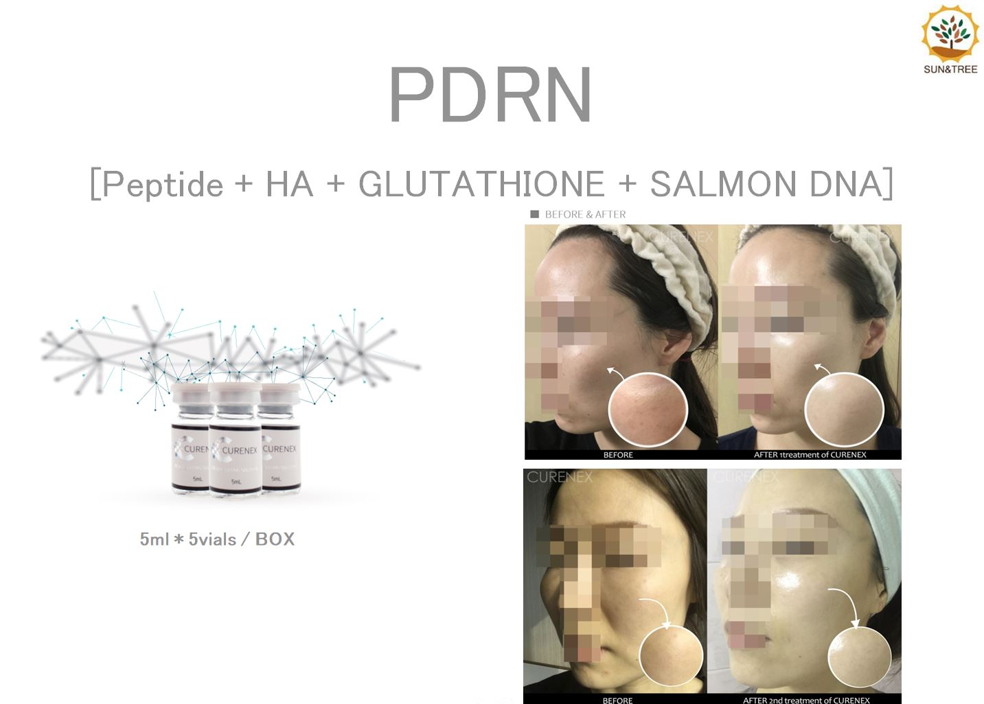 PDRN_(Salmon DNA+Collagen+Peptide+HA+Glutathion)