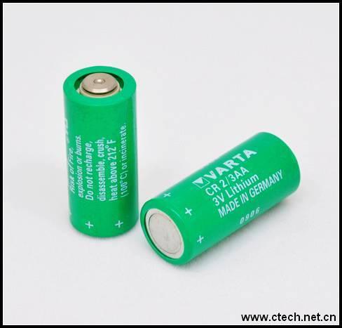 Varta CR 2/3AA lithium battery