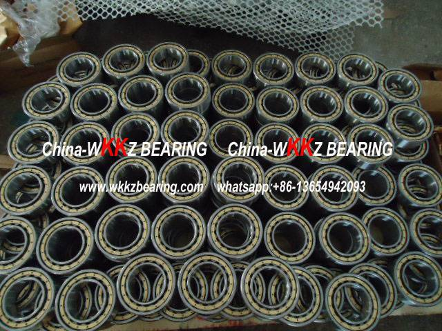 Stock NU5215M cylindrical roller bearing,China WKKZ BEARING