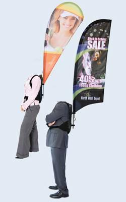 Backpack flag,Backpack banner,walking flag,walking bowflag