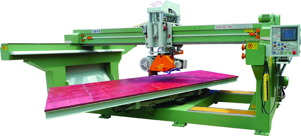 Stone Sawing Machine (Integrated Type)CJ/CJC-5CH/R