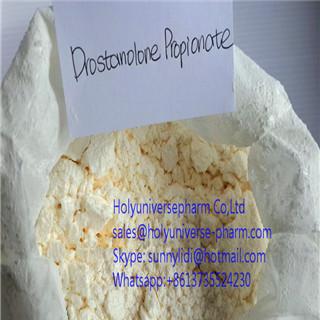 Drostanolone Propionate,Masteron,CAS58-19-5, 99% quality powder with low price