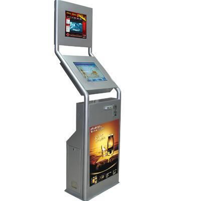Dual Screen Kiosk/Touchscreen Kiosk/Game Kiosk