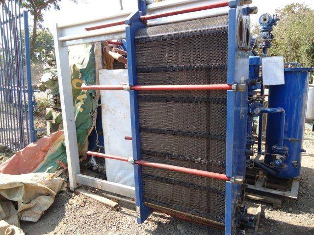 Alfa Laval Heat Exchangers for sale
