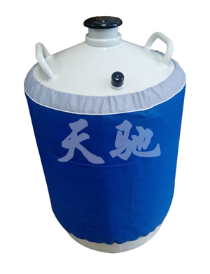 TIANCHI liquid nitrogen cryogenic container 50L in Zambia
