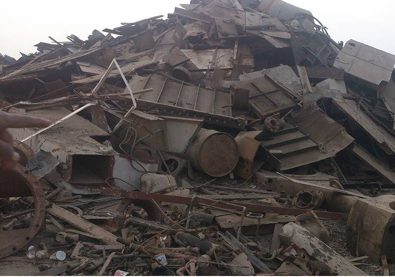 35000 tons Steel scrap Hms1 & Hms2 for Furnace