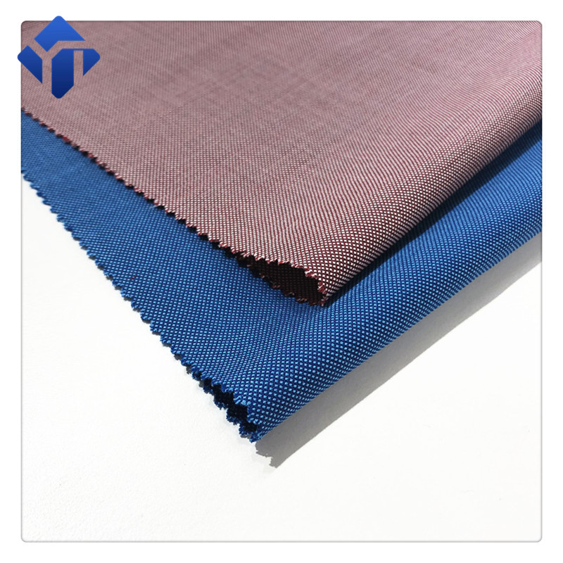 2019 Woven jacquard wool polyester suit fabric