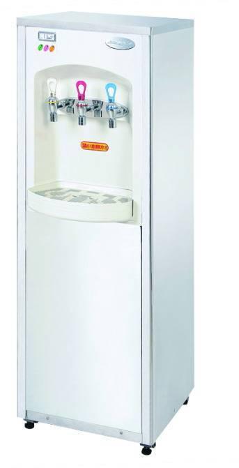 POU standing water cooler/water dispenser LC-600F
