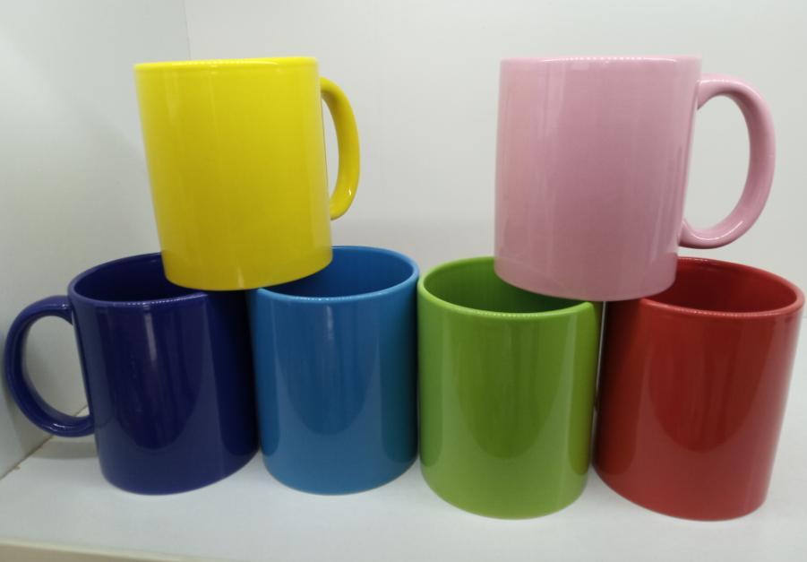 ceramic glazed mug