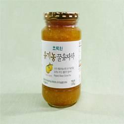 Organic Honey Citron Tea