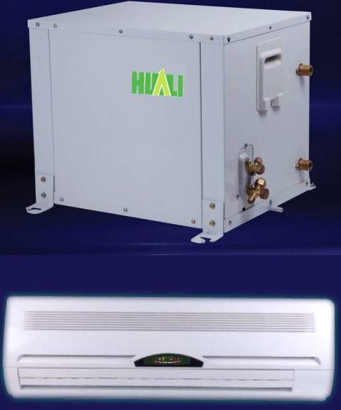 Water Cooled heat pump (Split type and cassette type)