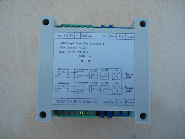 VT-PF-D24 proportional amplifier