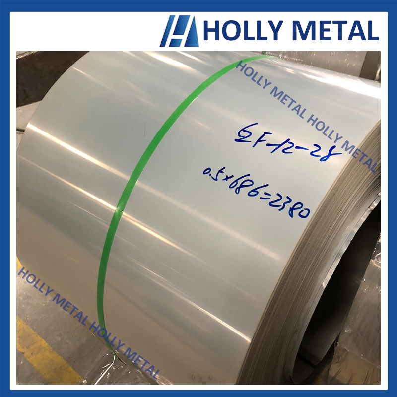 Cold Rolled Stainless Steel Coil 201 2B DDQ For Kitchenware Sink