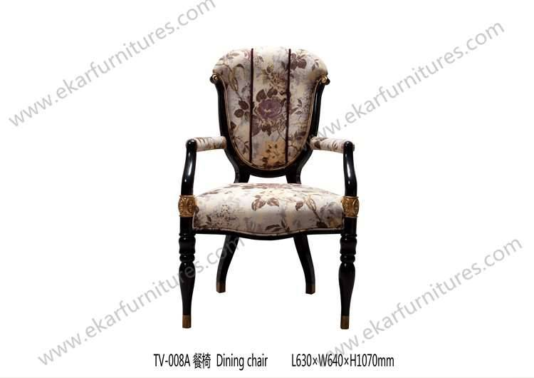 Online furniture Italian classic furniture vintage dining chair TV-008