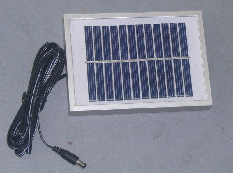 1w mini solar panel ,solar charge