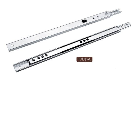 1701 furniture parts ball bearing drawer  slide