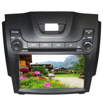 Android system Special car 2 din central multimidia gps Chevrolet S10 Chinese