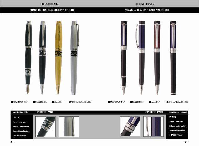 we manufacture  gift  pens