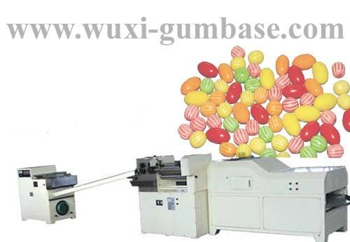 Gum ball production line