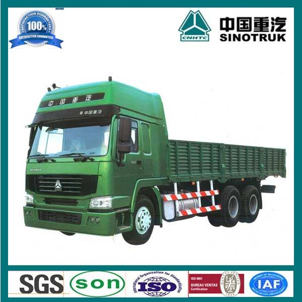 howo Low Price 10 Wheels 25Ton Cargo Truck