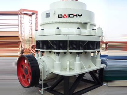 Cone Crusher Is a Miracle in Stone Crushing