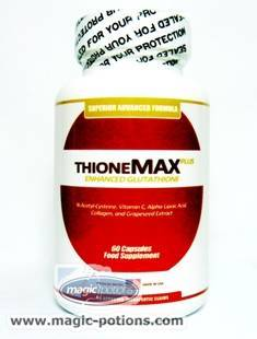 Thionemax Plus Enhanced Glutathione USA