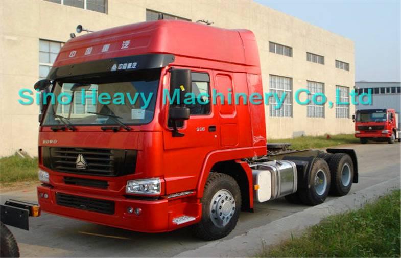 SINOTRUK HOWO 6X4 TRACTOR TRUCK 290HP