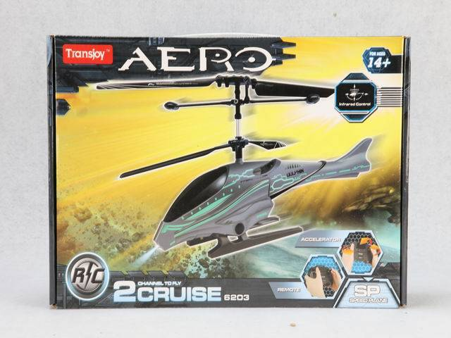 Sell 2 ch rc helicopter,#6203