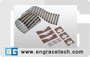 RFID tag inlays, RFID stickers, dry Inlay, wet Inlay