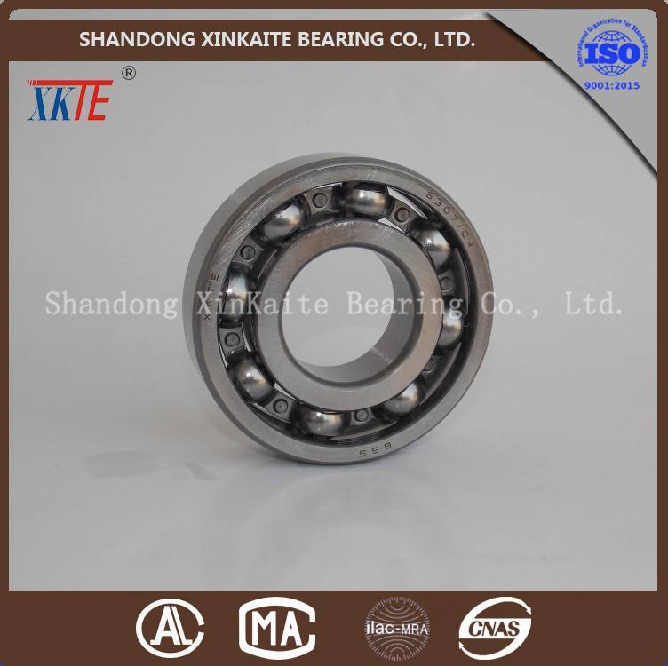 XKTE brand high quality 6307 conveying idler bearing supplier from china bearing manufacture