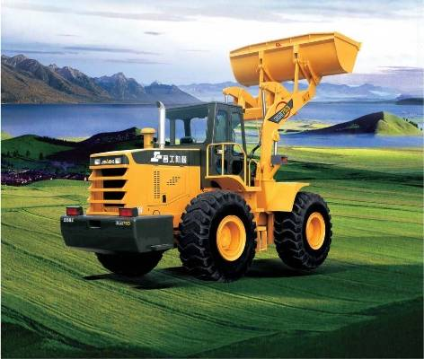 Chinese Brand Wheel Loader