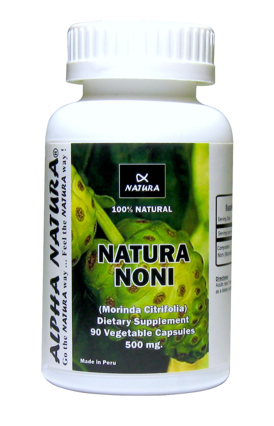 NONI (Increases defense, and energy body)