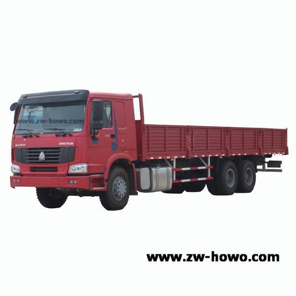 cargo truck 6x4