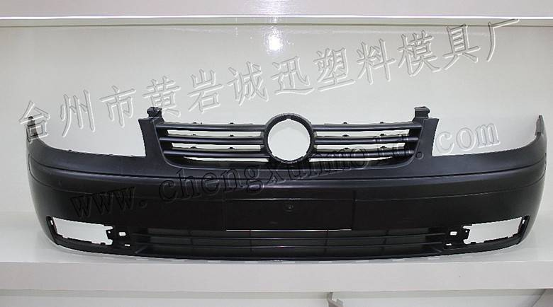 automotive mould/bumper mould/auto bumper mould/automotive bumper