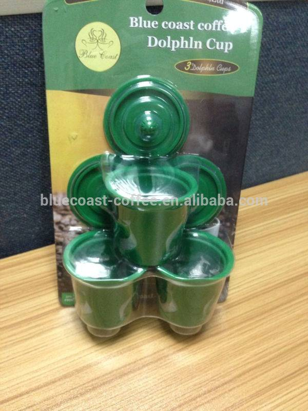 2014 Newest Design Reusable My K Cup Coffee Capsule