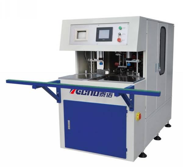 PVC Window And Door Machine -CNC Corner Cleaning Machine