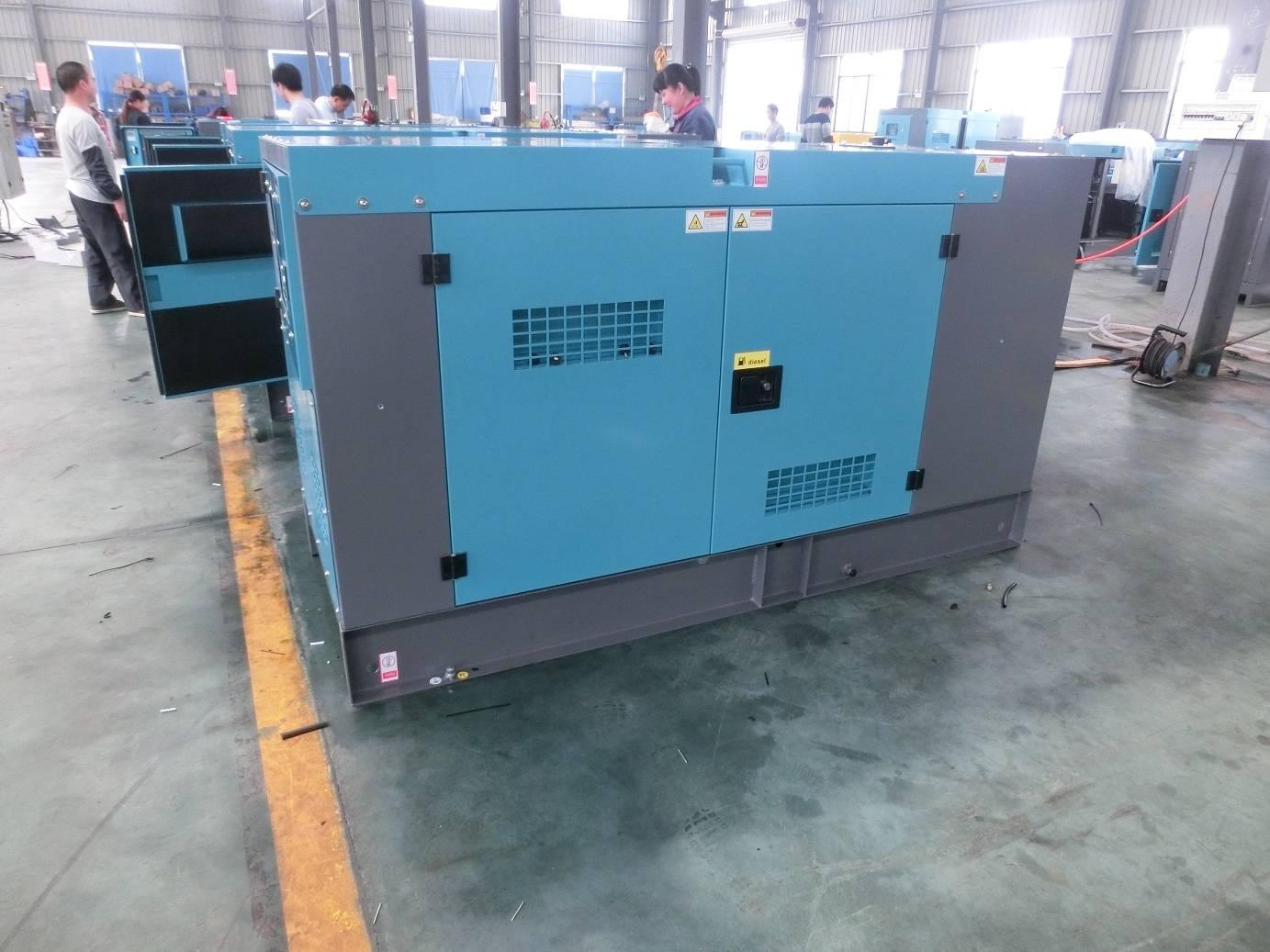 High Quality China 1003TG Engine Lovol Generator 45kva