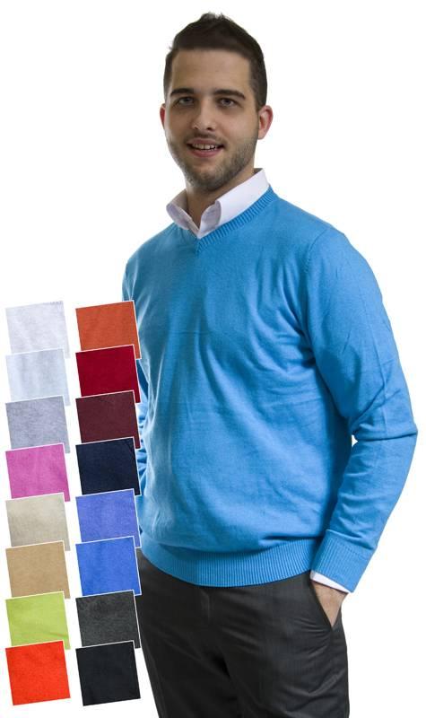 100% cotton men's sweaters