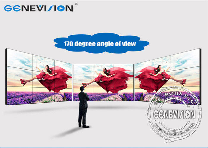 Digital Signage video wall advertising player