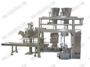 Automatic Granule Bag Measuring and Filling Machine