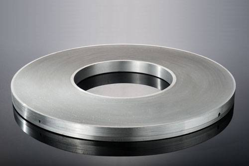 Ceramic ball diamond grinding plate