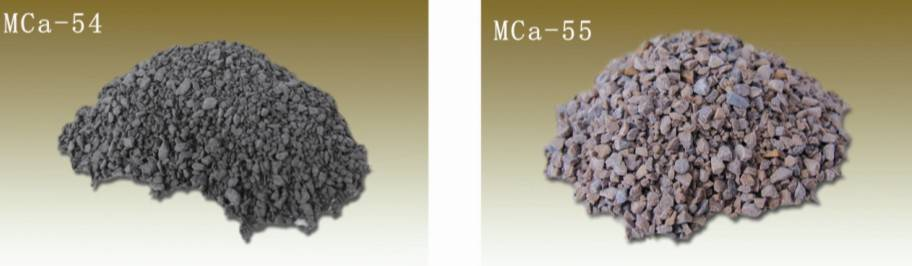 High quality Sintered dolomite