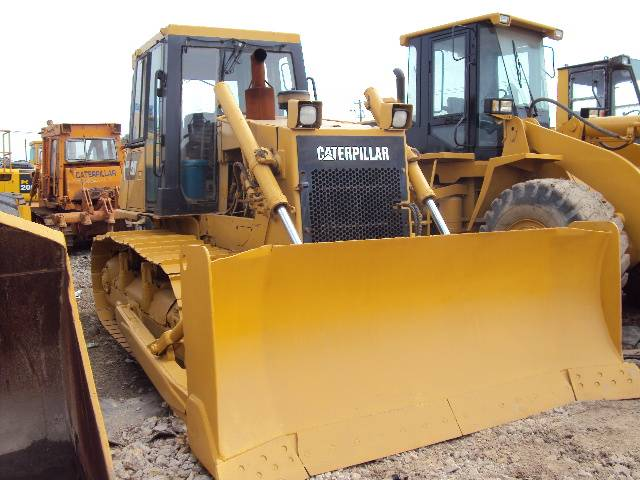 used cat bulldozer D6g