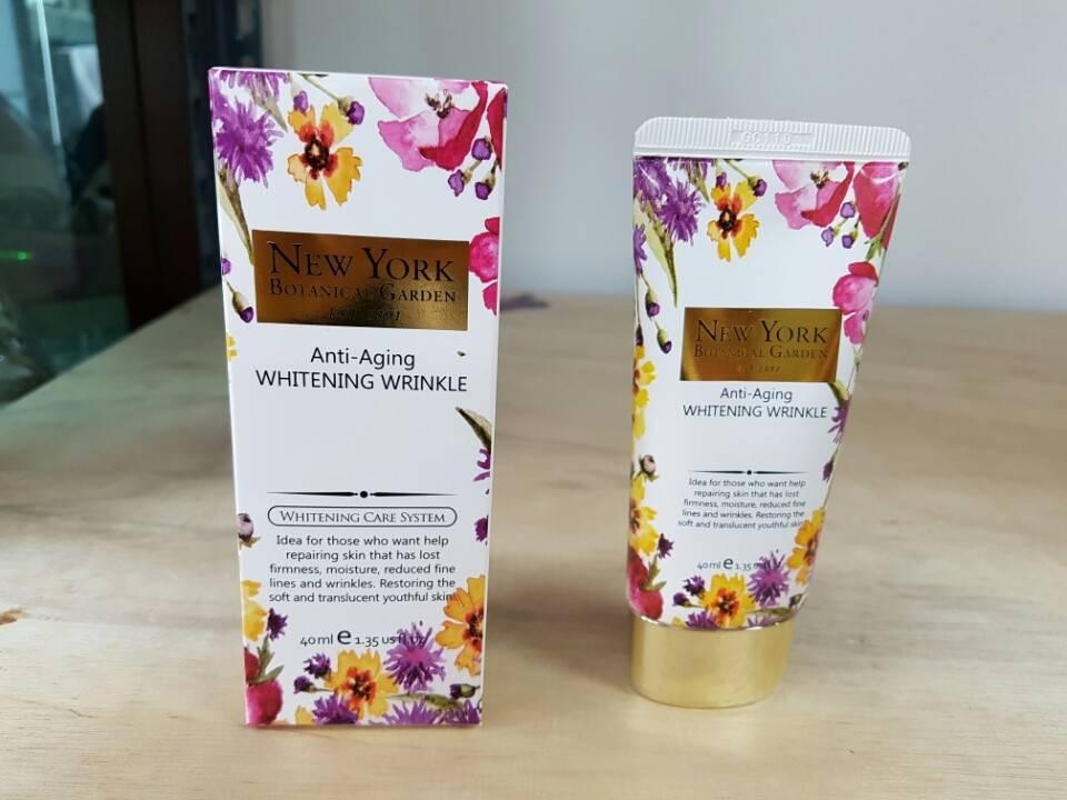 Anti-Aging Whitening Wrinkle Cream