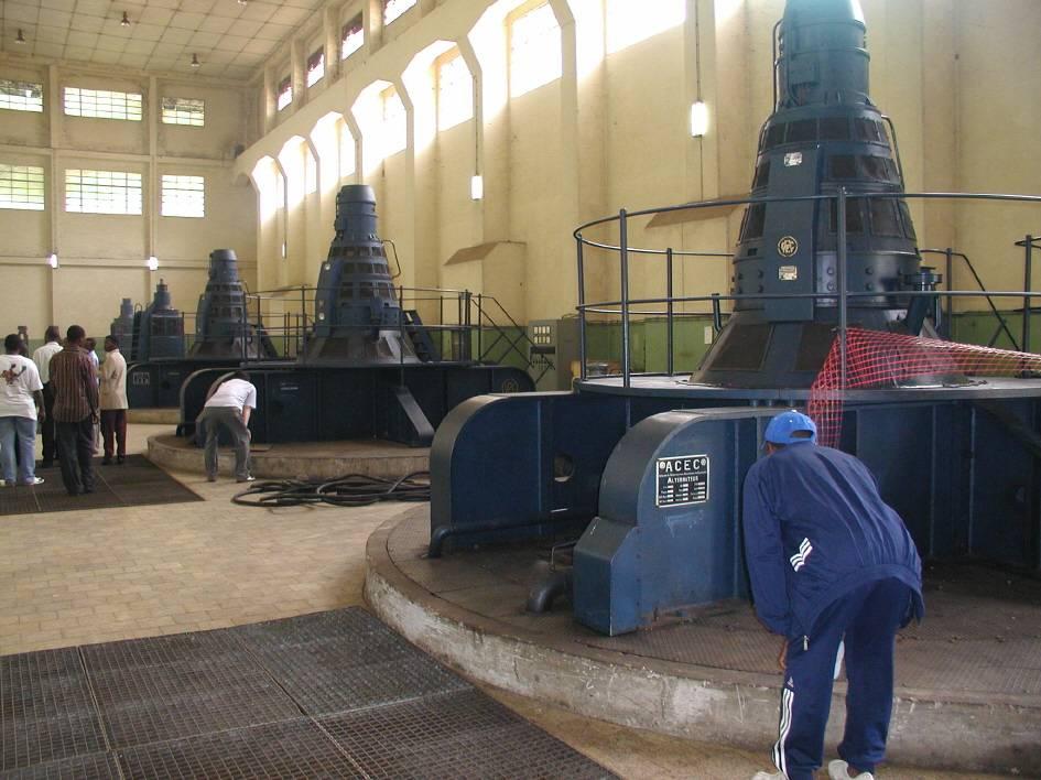 Rehabilitation of Aged Power Plants