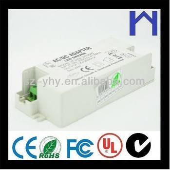 Constant Voltage Led External Driver 12V 4.59a 55W PFC>0.92